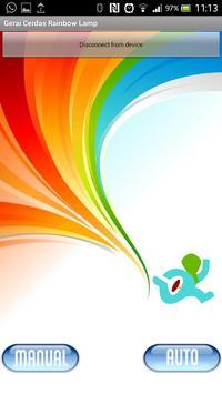 Bluetooth Rainbow Lamp apk screenshot