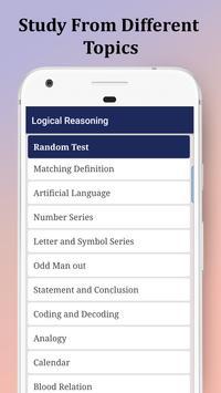 LOGICAL Reasoning Master💡- Preparation & Practice poster