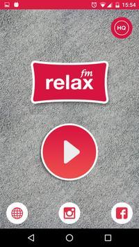 Radijo stotis Relax FM poster