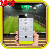 remote control for all tv 2018 icon