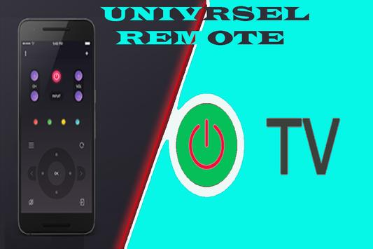 remote control for all tv 2018 poster