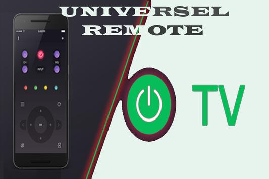 remote control for all tv 2018 screenshot 1