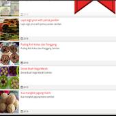 Resep Makanan Populer 2016 icon