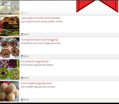 Resep Makanan Populer 2016 apk screenshot