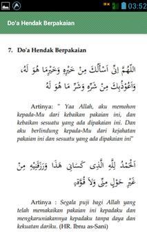 Kumpulan Doa screenshot 2