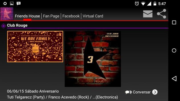 Club Rouge 1.0 screenshot 1