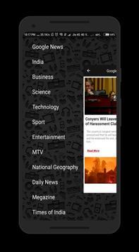 ShortNews Daily screenshot 2
