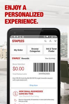 Staples® - Shopping App poster