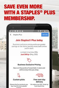 Staples® - Shopping App screenshot 2