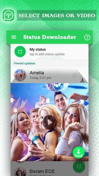 Auto Status Downloader for Whatsapp Status screenshot 1