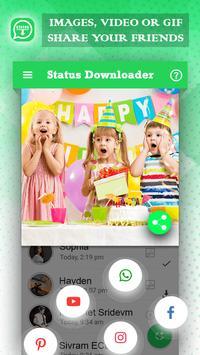 Auto Status Downloader for Whatsapp Status screenshot 4