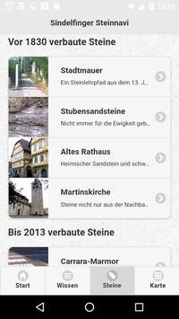 Steinnavi für Sindelfingen screenshot 4