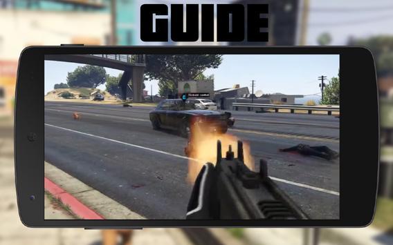 Cheats Grand Theft Auto 5 apk screenshot