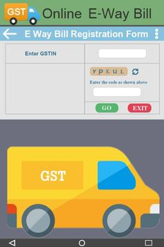 GST E-Way Bill : Filing GST Return screenshot 1