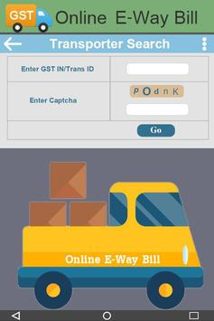 GST E-Way Bill : Filing GST Return screenshot 2