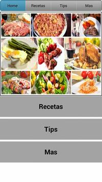 Recetas Fáciles poster