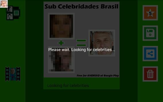 Celebridades Parecidas c/ Você screenshot 10
