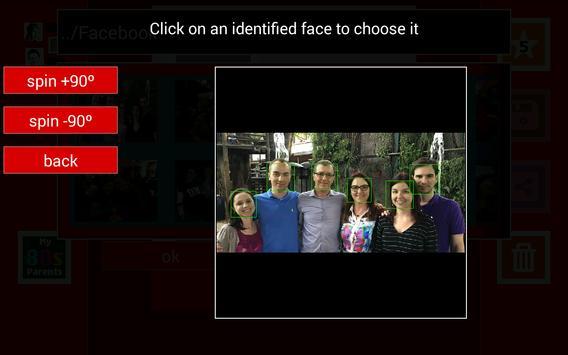 Celebridades Parecidas c/ Você screenshot 4