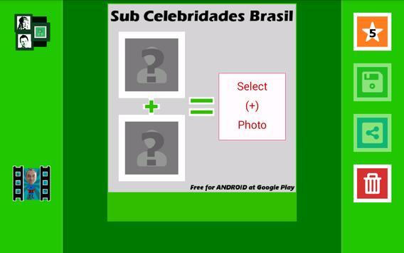 Celebridades Parecidas c/ Você screenshot 6