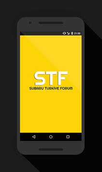 SUBARU Türkiye Forum poster