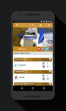 SUBARU Türkiye Forum screenshot 1