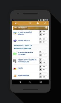 SUBARU Türkiye Forum screenshot 3