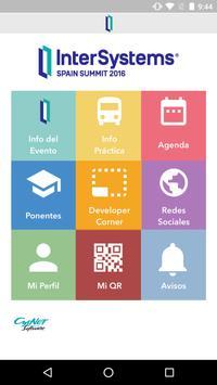 InterSystems Iberia Summit poster