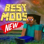 New mods for Minecraft PE आइकन