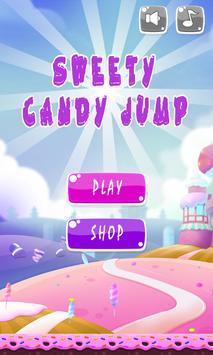 Bouncing Candy Jump - Game screenshot 1