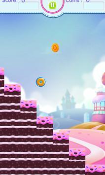 Bouncing Candy Jump - Game screenshot 2