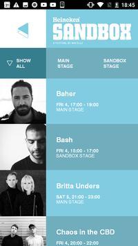 Sandbox Festival screenshot 1