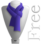 Tie A Scarf and Shawl Lite icon