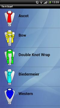 Tie A Scarf and Shawl Lite apk screenshot