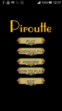 Pirouette poster