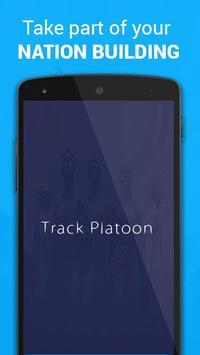 Track Platoon poster