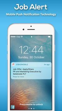 JobAdMobile apk screenshot