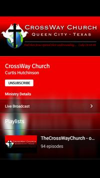 CrossWay Church screenshot 1