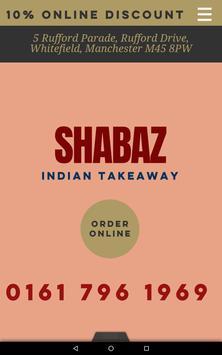Shabaz Indian Takeaway screenshot 4