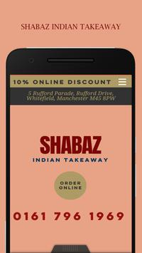Shabaz Indian Takeaway poster