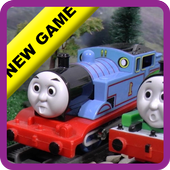 Thomas Trains Friend Puzzle icon