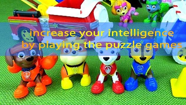 New Puppy Rescue Puzzle apk screenshot
