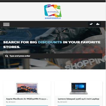 Shoponsale screenshot 5