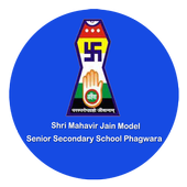Shri mahavir jain model senior sec school icon