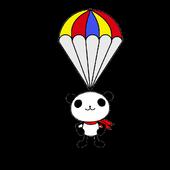 Pandachute icon