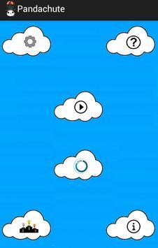 Pandachute apk screenshot