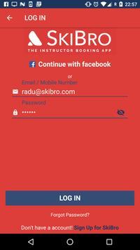 SkiBro apk screenshot