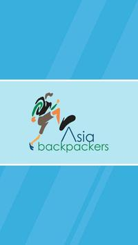 Asia Backpackers poster