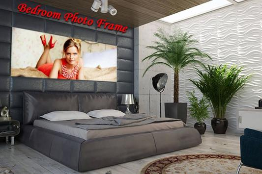 Bedroom Photo Frame poster