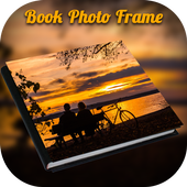 Book Photo Frame icon