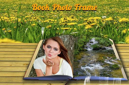 Book Photo Frame screenshot 2